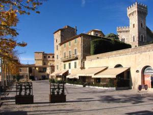 Borgo San Casciano dei Bagni